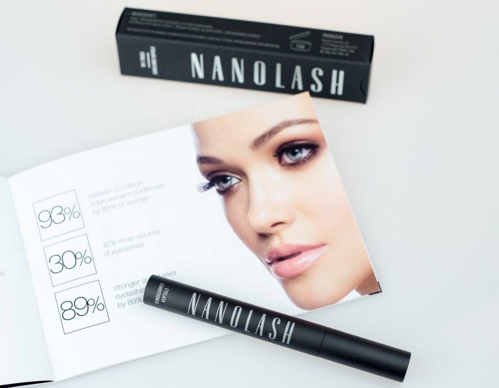 Odżywka do rzęs Nanolash – mój kultowy kosmetyk
