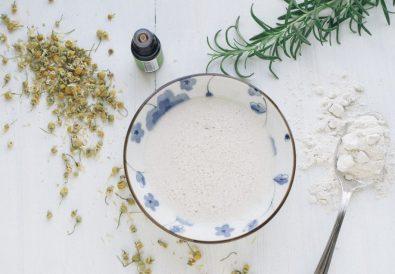 szampon z mąki żytniej