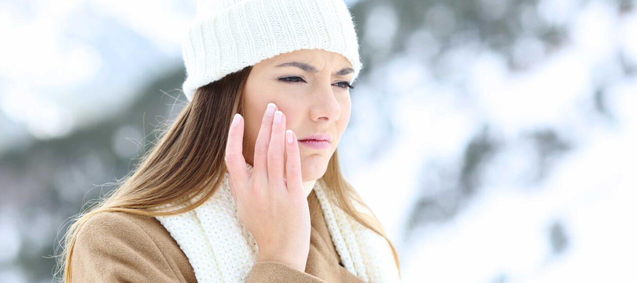 zimowa pielęgnacja skóry