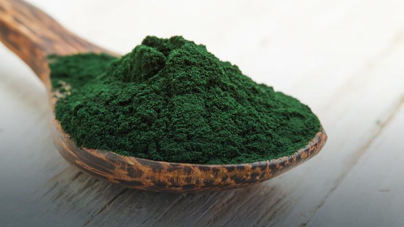 algi w kosmetyce