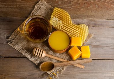 wosk pszczeli w kosmetyce